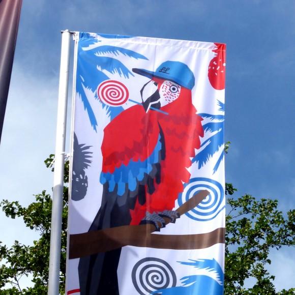 Lowlands vlag
