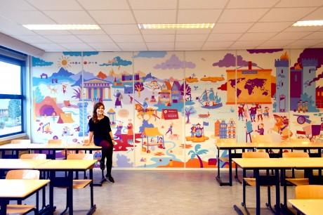 Wallpaper Pax Christi College