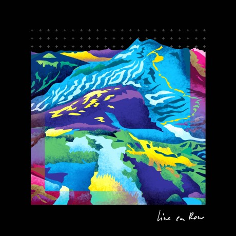 Albumcover Line En Row